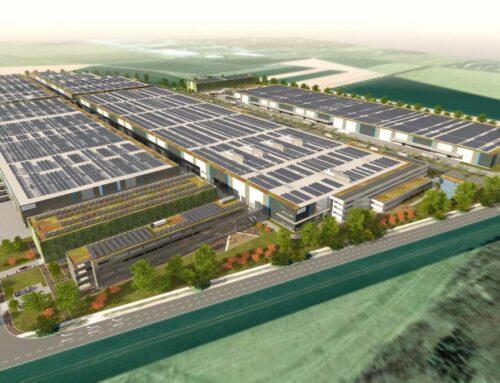 Parchi logistici, il gruppo VGP sarà carbon neutral entro il 2025