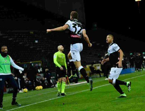 Llorente e Pereyra a segno, l'Udinese batte il Sassuolo 2-0