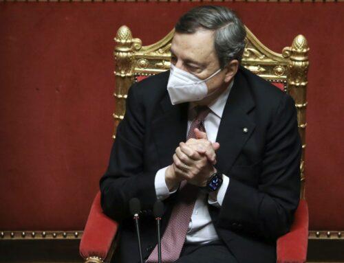 """Covid, Draghi """"Accelerare sui vaccini, la via d'uscita non è lontana"""""""
