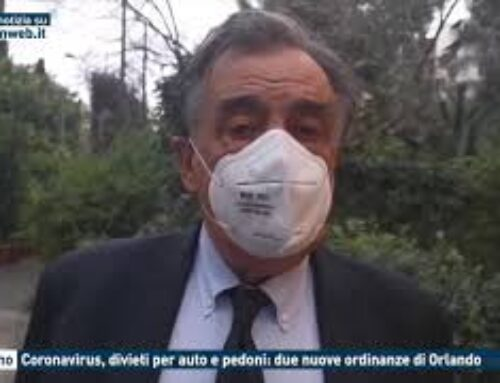 Palermo, Coronavirus divieti per auto e pedoni: due nuove ordinanze di Orlando