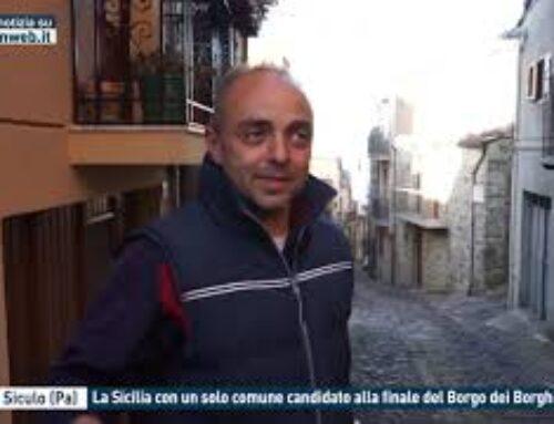 Geraci Siculo (Pa), la Sicilia con un solo comune candidato alla finale del Borgo dei Borghi 2021