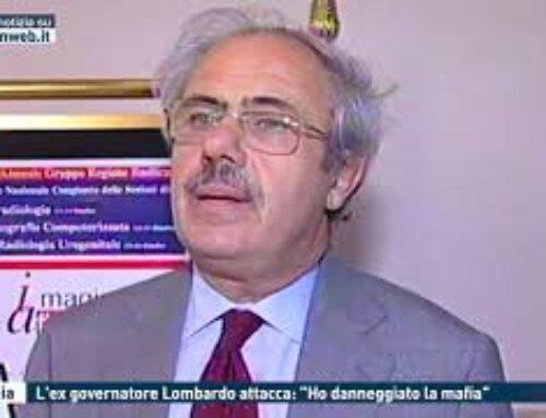 """Catania, l'ex governatore Lombardo attacca: """"Ho danneggiato la mafia"""""""