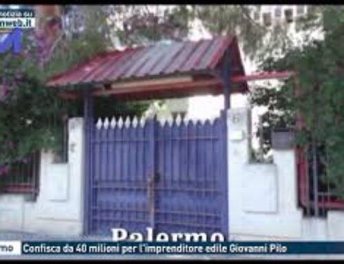 Palermo, confisca da 40 milioni per l'imprenditore Giovanni Pilo