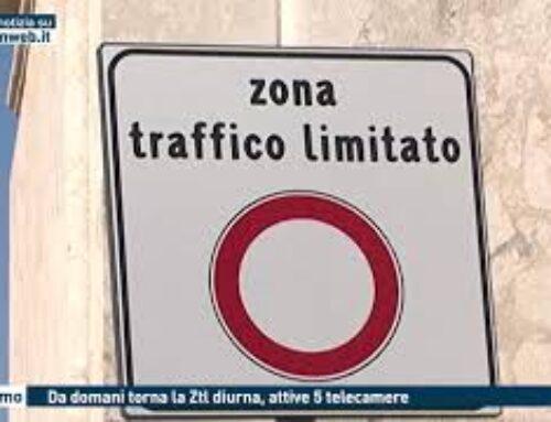 Palermo, da domani torna la Ztl diurna, attive 5 telecamere
