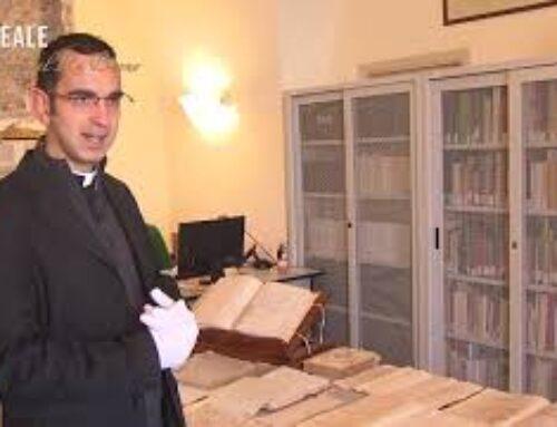 """Monreale, il monastero del Re Buono """"Archivio storico Diocesano"""""""