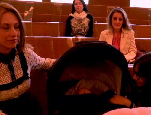 Arresto cardiaco in gravidanza, un video sul primo soccorso