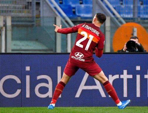 La Roma torna a vincere in campionato, 1-0 sul Bologna