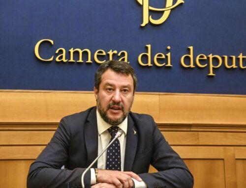 "Coronavirus, Salvini ""Mi auguro 2 giugno Italia aperta"""
