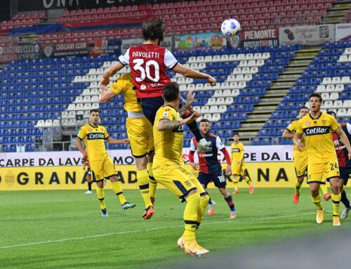 Incredibile rimonta del Cagliari, 4-3 al Parma