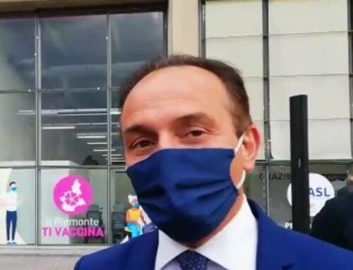 """Piemonte, Cirio """"Sui vaccini siamo pronti, servono le dosi"""""""