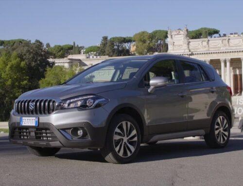 Suzuki Vitara e S-Cross ora con cambio automatico