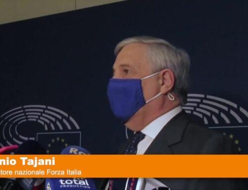 """Recovery, Tajani """"Puntare su politica industriale e rigenerazione urbana"""""""