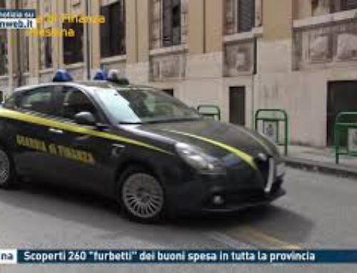 """Messina – Scoperti 260 """"furbetti"""" dei buoni spesa in tutta la provincia"""