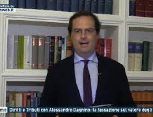 Palermo – Diritti e Tributi con Alessandro Dagnino: la tassazione sul valore degli NFT