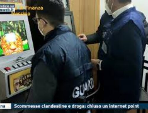 Messina – Scommesse clandestine e droga: chiuso un internet point