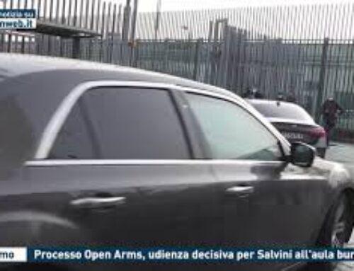 Palermo – Processo Open Arms, udienza decisiva per Salvini all'aula bunker