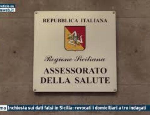 Palermo – Inchiesta sui dati falsi in Sicilia: revocati i domiciliari a tre indagati