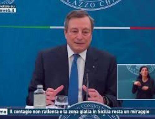 Palermo – Il contagio non rallenta e la zona gialla in Sicilia resta un miraggio