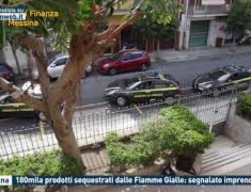 Messina – 180mila prodotti sequestrati dalle Fiamme Gialle: segnalato imprenditore
