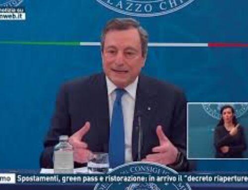 """Palermo – Spostamenti, green pass e ristorazione: in arrivo il """"decreto riaperture"""""""