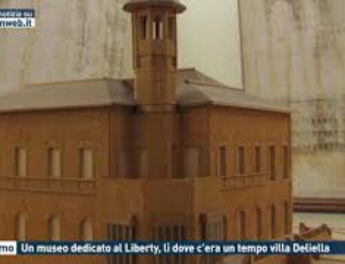 Palermo – Un museo dedicato al Liberty, lì dove c'era un tempo villa Deliella