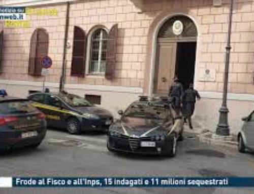 Roma – Frode al Fisco e all'Inps, 15 indagati e 11 milioni sequestrati