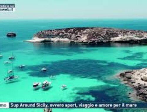 Palermo – Sup Around Sicily, ovvero sport, viaggio e amore per il mare
