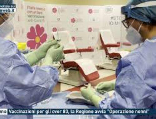 """Palermo – Vaccinazioni per gli over 80, la Regione avvia """"Operazione nonni"""""""