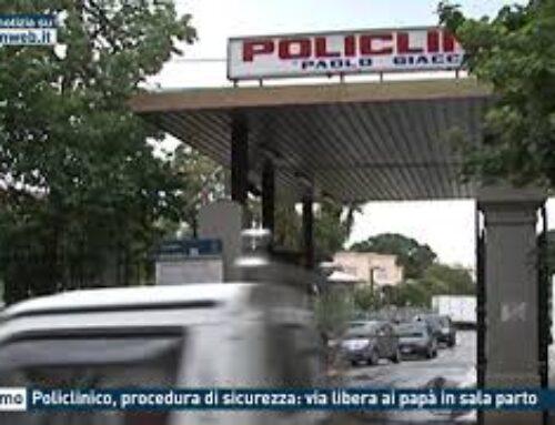 Palermo – Policlinico, procedura di sicurezza: via libera ai papà in sala parto