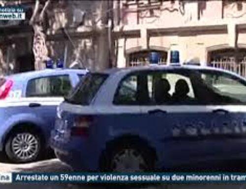 Messina – Arrestato un 59enne per violenza sessuale su due minorenni in tram