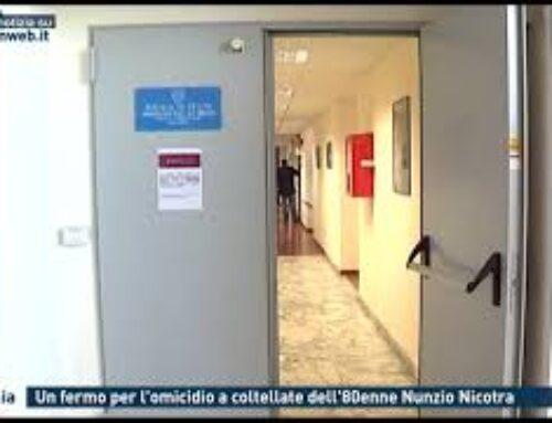 Catania – Un fermo per l'omicidio dell'80enne Nunzio Nicotra