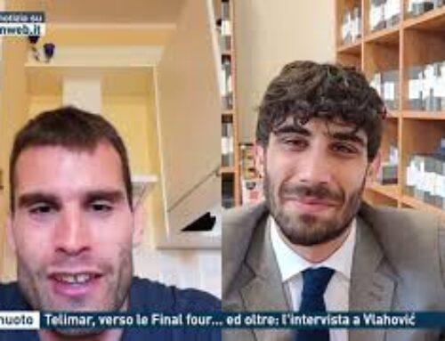 Pallanuoto – Telimar, verso le Final four…ed oltre: l'intervista a Vlahovic'