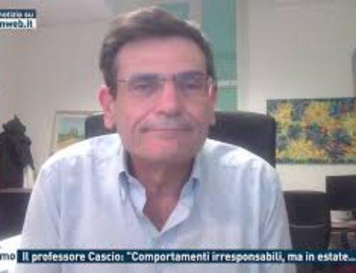 """Palermo – Il professore Cascio: """"Comportamenti irresponsabili, ma in estate…"""""""