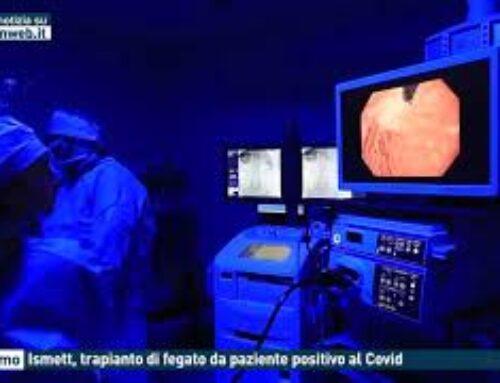 Palermo – Ismett, trapianto di fegato da paziente positivo al Covid