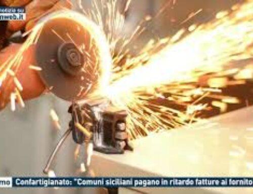 """Palermo – Confartigianato: """"Comuni siciliani pagano in ritardo fatture ai fornitori"""""""