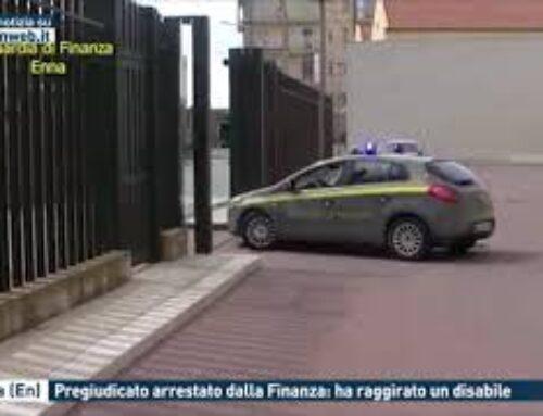 Troina (En) – Pregiudicato arrestato dalla Finanza: ha raggirato un disabile