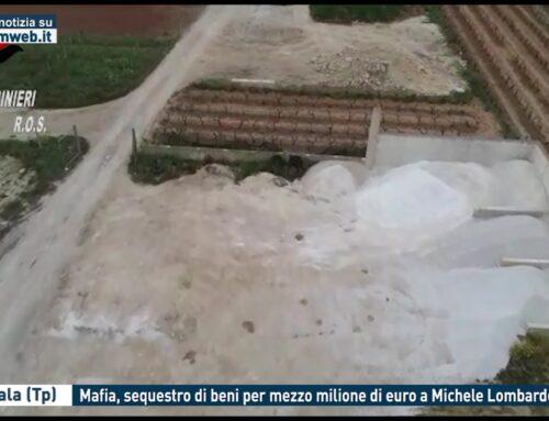Marsala (Tp). Mafia, sequestro di beni per mezzo milione di euro a Michele Lombardo