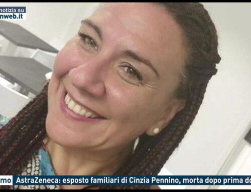Palermo. AstraZeneca: esposto familiari di Cinzia Pennino, morta dopo prima dose