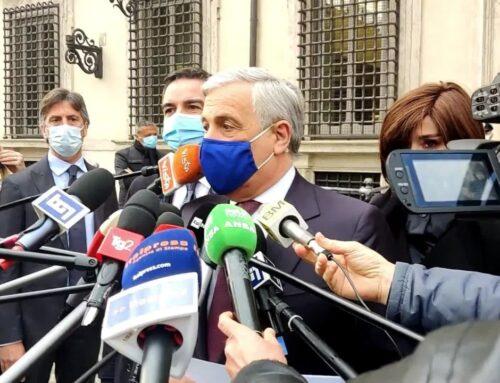 """Covid, Tajani """"Con Draghi incontro positivo"""""""