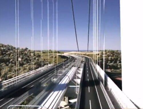 """Ponte sullo Stretto, relazione dei tecnici """"Sì a collegamento stabile"""""""