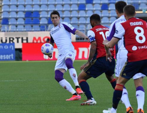 Cagliari e Fiorentina si annullano, finisce 0-0