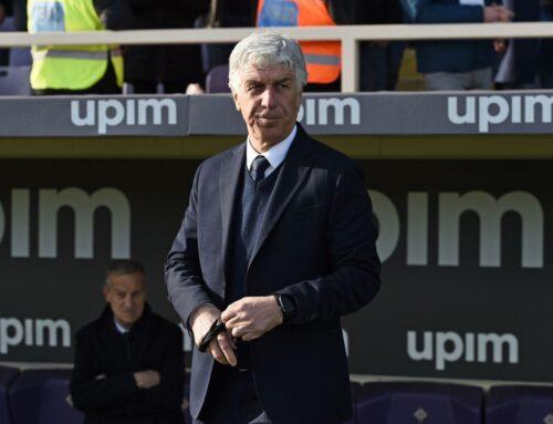 """Coppa Italia, Gasperini """"Faremo di tutto per vincere"""""""