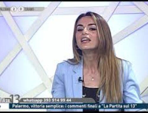 """Calcio – Palermo, vittoria semplice: i commenti finali a """"La Partita sul 13"""""""