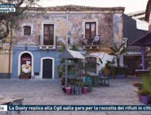 Catania – La Dusty replice alla Cgil sulla gara per la raccolta dei rifiuti in città