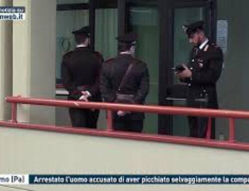 Caccamo (Pa) – Arrestato l'uomo accusato di aver picchiato selvaggiamente la compagna