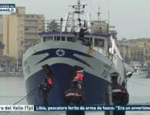 """Mazara del Vallo (Tp) – Libia, pescatore ferito da arma da fuoco: """"Era un avvertimento"""""""