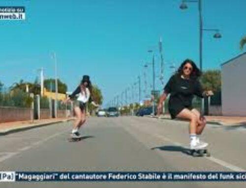 """Cinisi (Pa) – """"Magaggiari"""" del cantautore Federico Stabile è il manifesto del funk siciliano"""