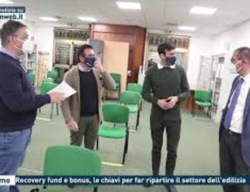 Palermo – Recovery fund e bonus, le chiavi per far ripartire il settore dell'edilizia