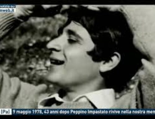 Cinisi (Pa) – 9 maggio 1978, 43 anni dopo Peppino Impastato rivive nella nostra memoria
