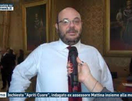 """Palermo – Inchiesta """"Apriti Cuore"""", indagato ex assessore Mattina insieme alla moglie"""